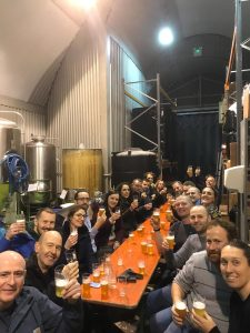 Runaway Brewery Tour