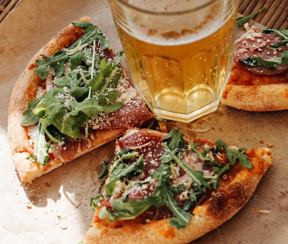 Craft beer and pizza tour